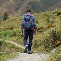 Wandelaar, lopen